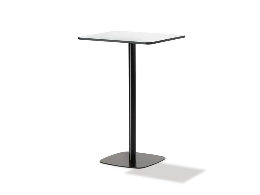 Square high table SOLA | Square table - FREDERICIA FURNITURE