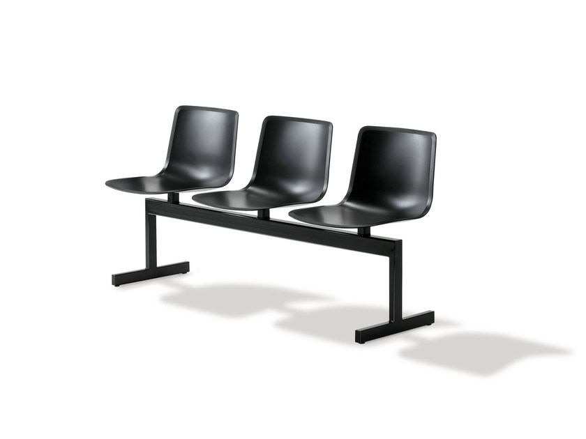 Metal beam seating PATO | Beam seating - FREDERICIA FURNITURE