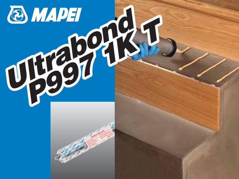Collante per gradini e mosaici in legno ultrabond p997 1k for Gradini in legno prezzi