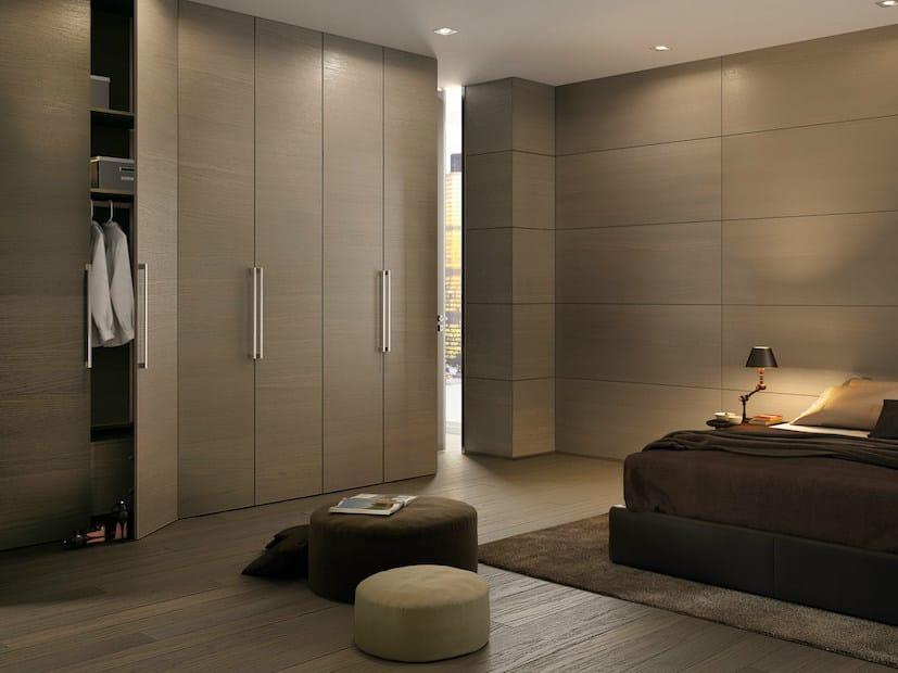Wooden cabinet door MIRIA PLANIA | Wooden cabinet door - GAROFOLI