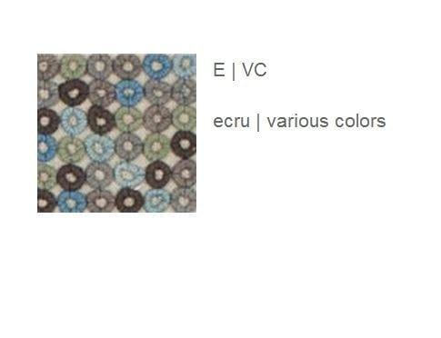 Handmade custom rug ARLES | Wool rug - Warli