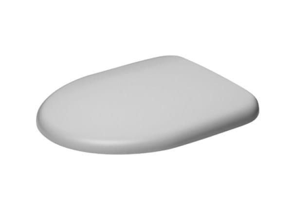 Toilet seat ARCHITEC | Toilet seat - DURAVIT