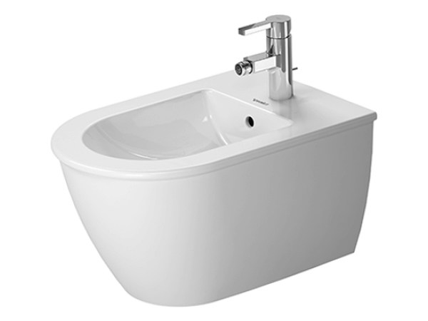 Wall-hung ceramic bidet DARLING NEW | Wall-hung bidet - DURAVIT