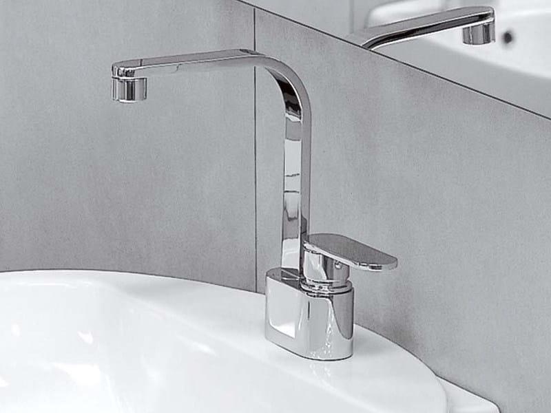Countertop 1 hole washbasin mixer ONE | 1 hole washbasin mixer - CERAMICA FLAMINIA