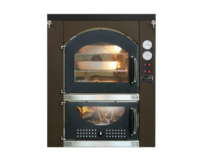 Built-in wood-fired oven ARCOS COMFORT AIR - Sunday