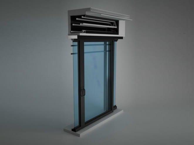 Steel security bar Security bar by Sicurlim