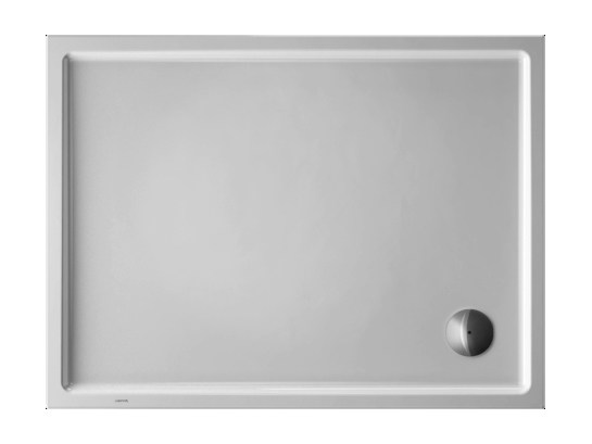 Rectangular acrylic shower tray STARCK | 120 x 90 - DURAVIT