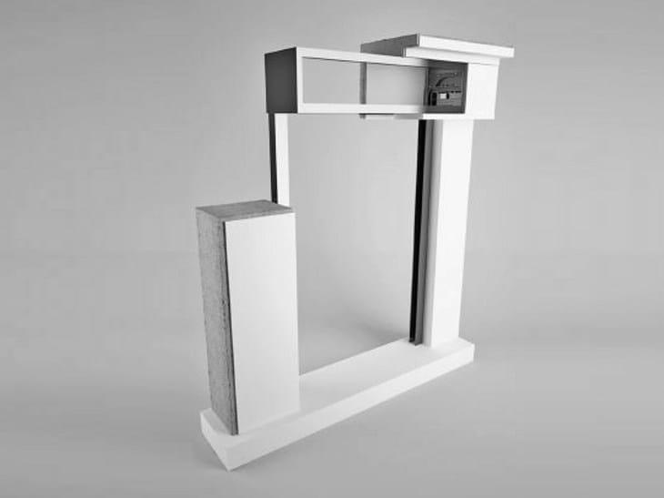 Monoblock window Monoblock - Sicurlim