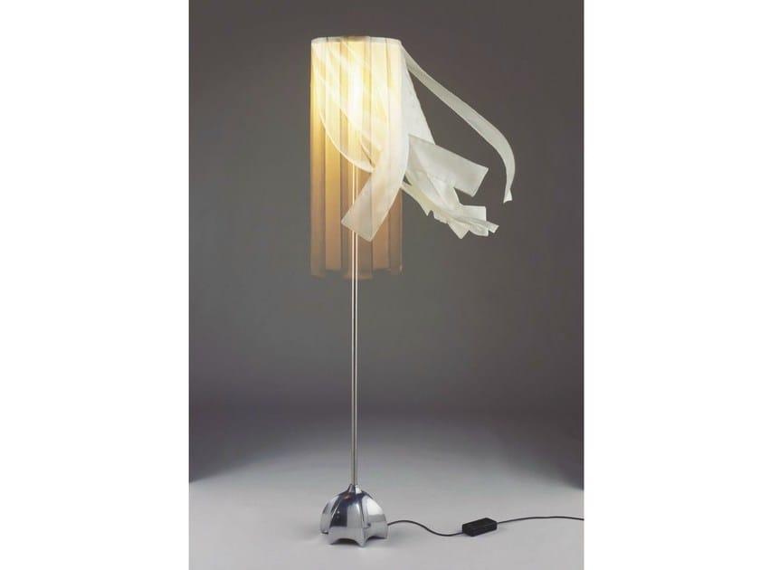 Halogen aluminium floor lamp MADONNA | Floor lamp - Quasar