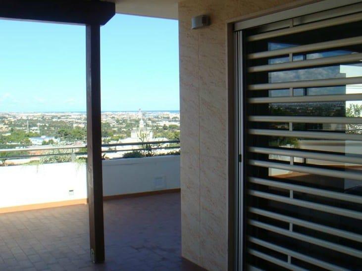 Tapparella inferriata di sicurezza in acciaio inferriata di sicurezza sicurlim - Protezione per finestre ...