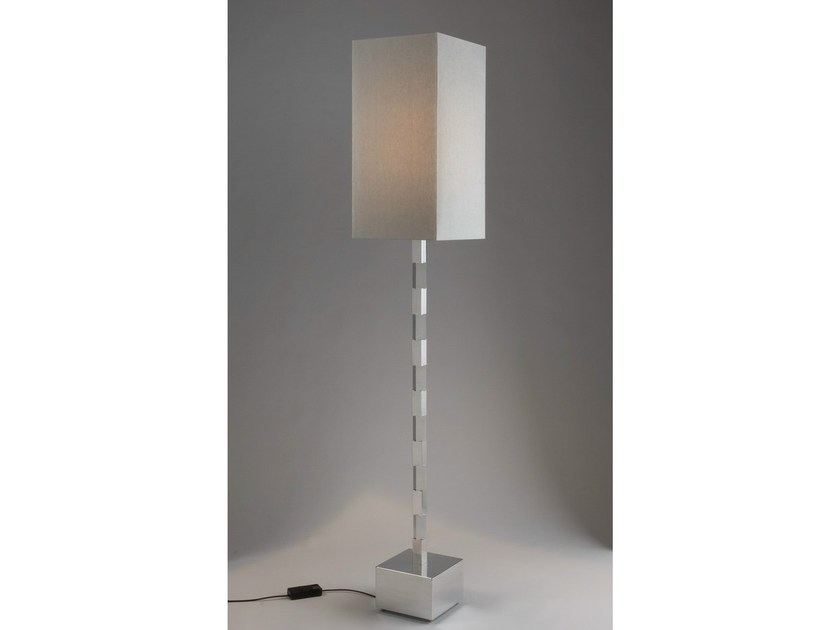 Direct light floor lamp with dimmer PILE | Floor lamp - Quasar
