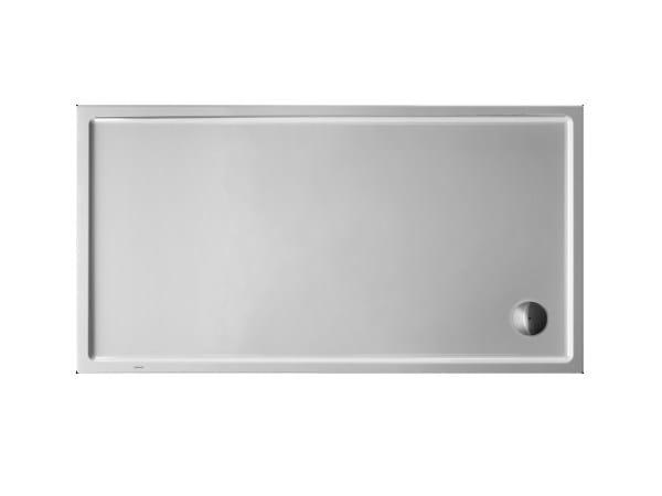 Rectangular acrylic shower tray STARCK | 170 x 90 - DURAVIT