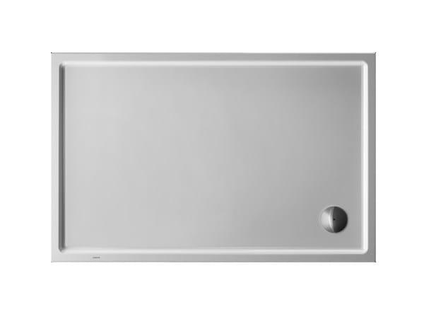 Rectangular acrylic shower tray STARCK | 140 x 90 - DURAVIT