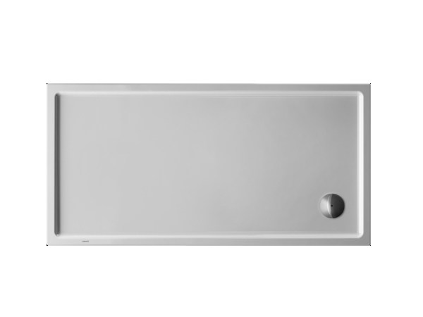Rectangular acrylic shower tray STARCK | 150 x 75 - DURAVIT