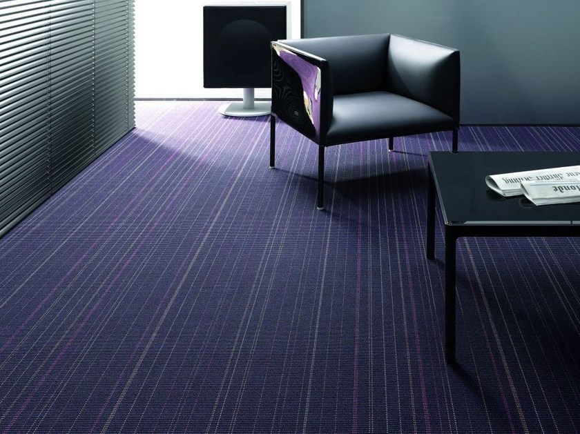 Wall-to-wall carpet NANDOU DESIGN GLOSS - Vorwerk & Co. Teppichwerke