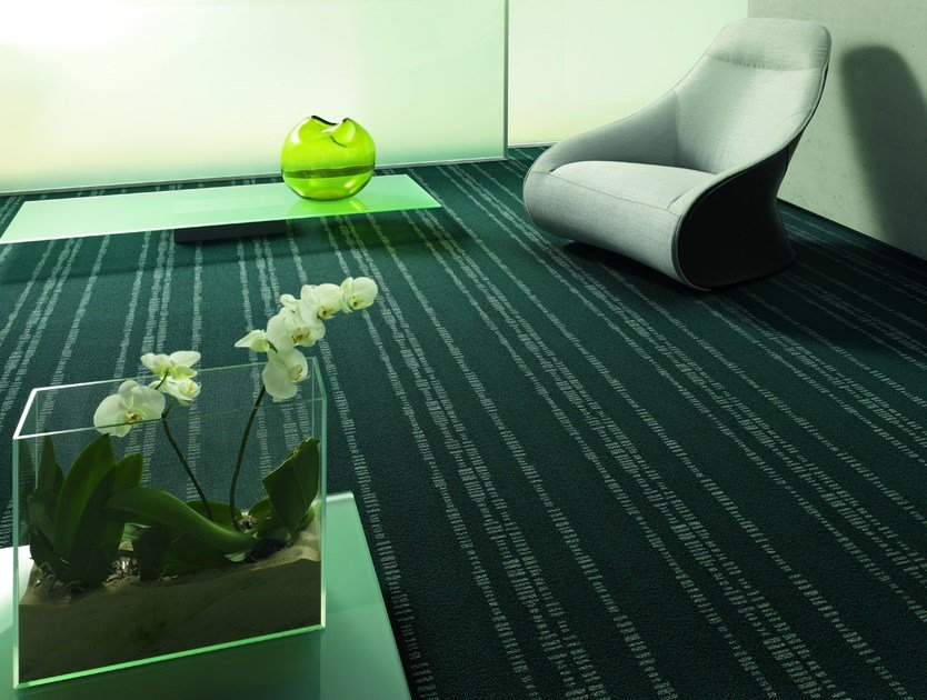 Fabric carpeting SCANO DESIGN - Vorwerk & Co. Teppichwerke