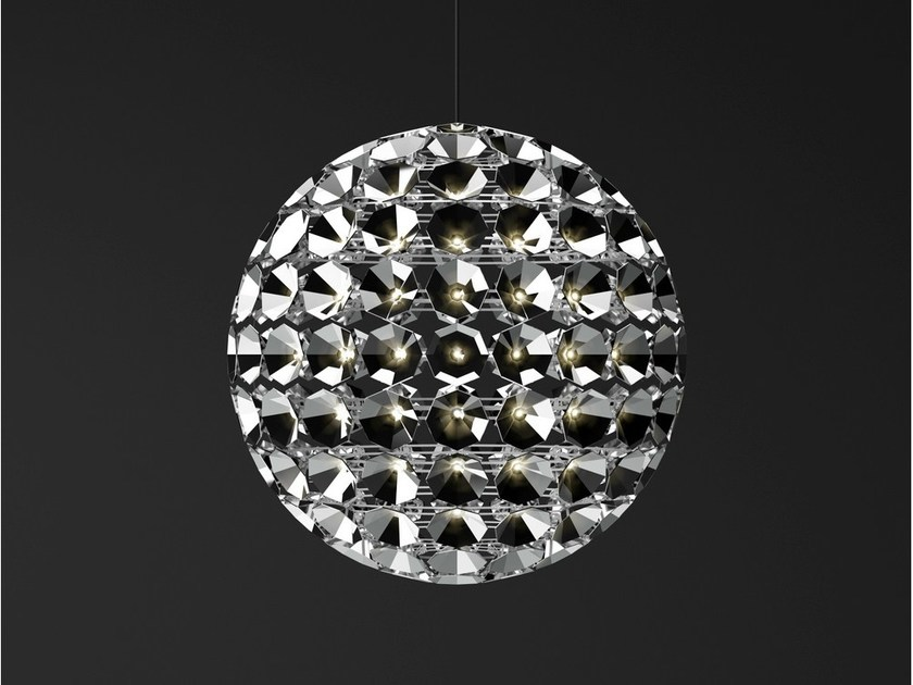 LED metal pendant lamp ELAINE | Pendant lamp by Quasar