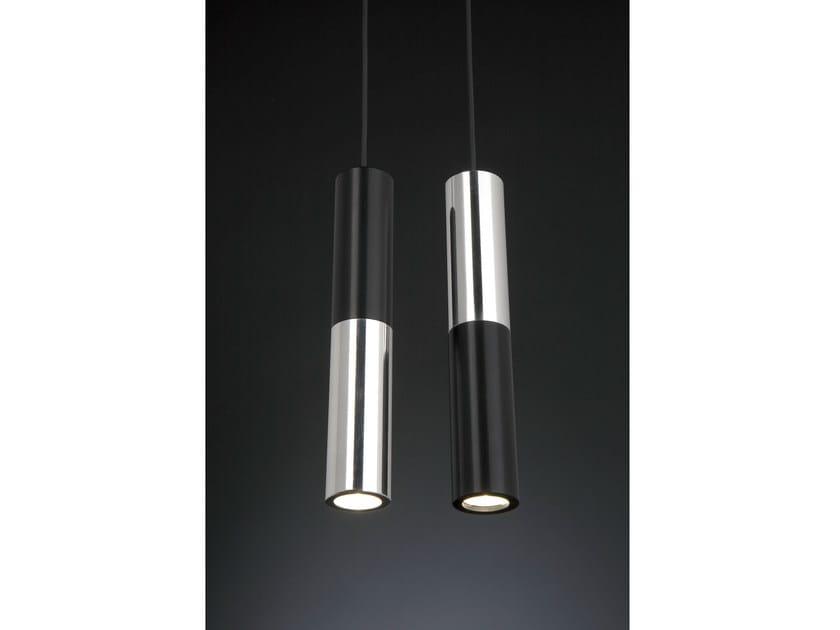 Aluminium pendant lamp IO | Pendant lamp - Quasar