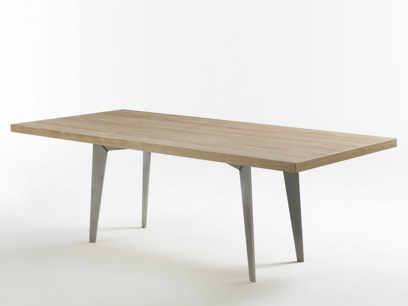 Rectangular wooden table TANGO | Table - Riva 1920