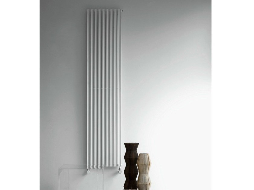 Wall-mounted carbon steel radiator COLOR_X | Carbon steel radiator - Tubes Radiatori