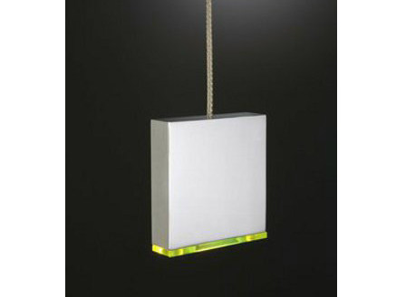 LED direct light aluminium pendant lamp MATCH | Pendant lamp - Quasar