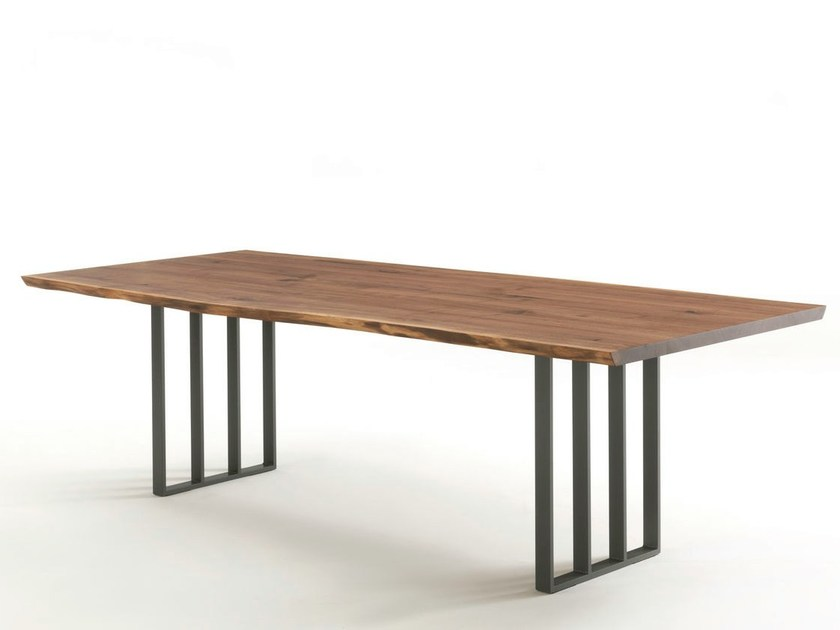 Rectangular wooden table LEX - Riva 1920