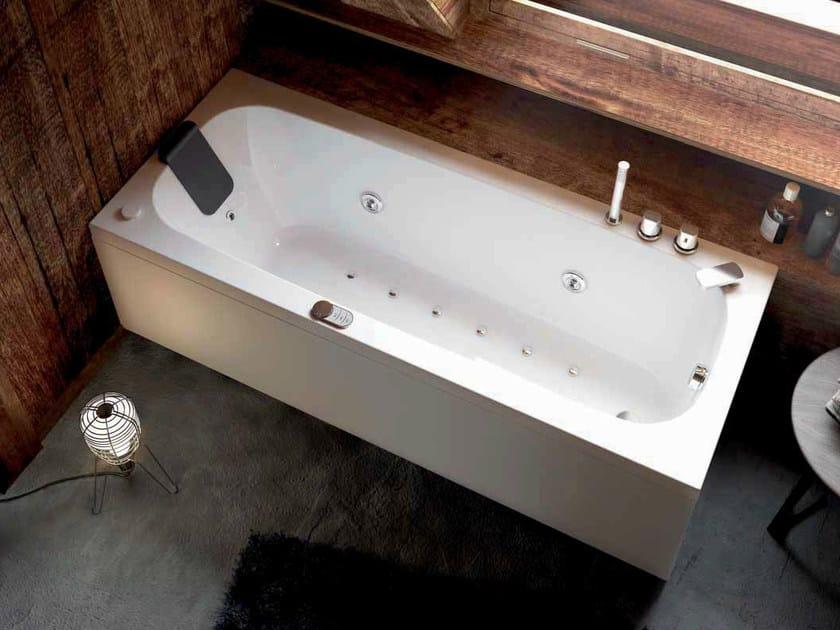 Whirlpool acrylic bathtub POP | Bathtub - Glass 1989