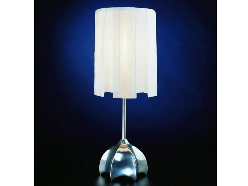 Halogen silk table lamp MADONNA | Table lamp - Quasar