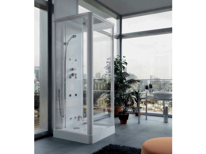 Steam shower cabin KIRA | Shower cabin by Glass1989