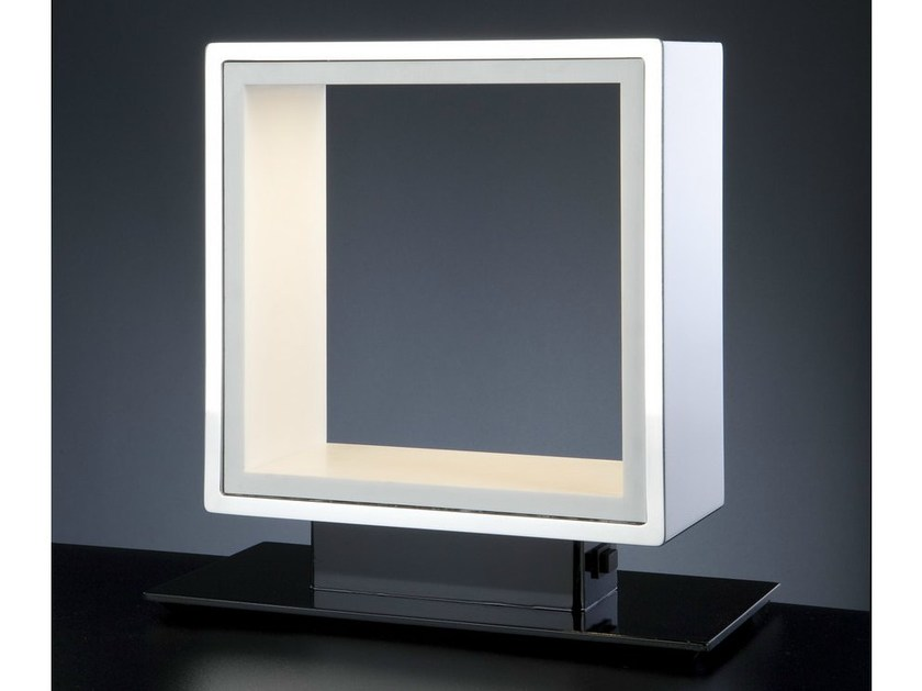 LED table lamp with dimmer WINDOW | Table lamp - Quasar
