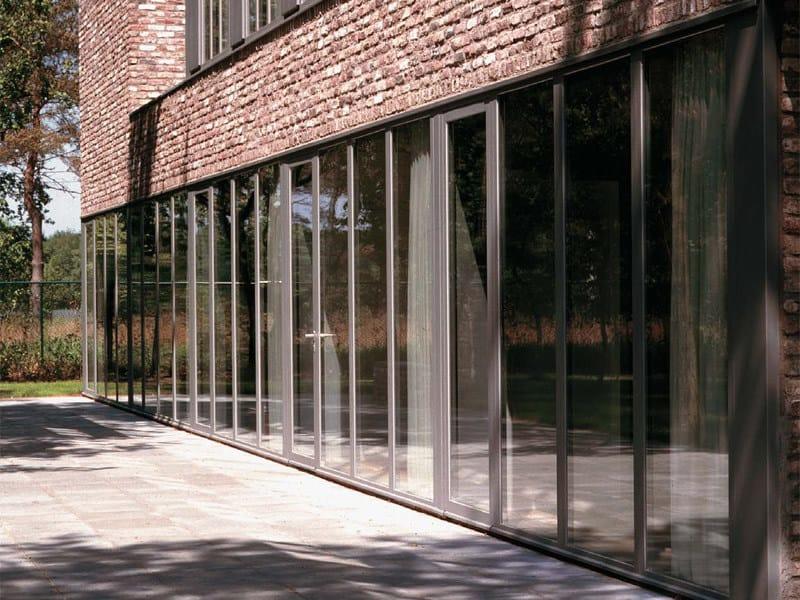 Finestra in acciaio jansen economy e standard jansen for Fenster jansen