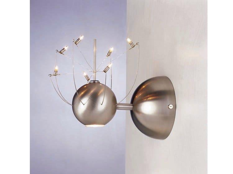 Halogen metal wall lamp ORKJE | Wall lamp - Quasar
