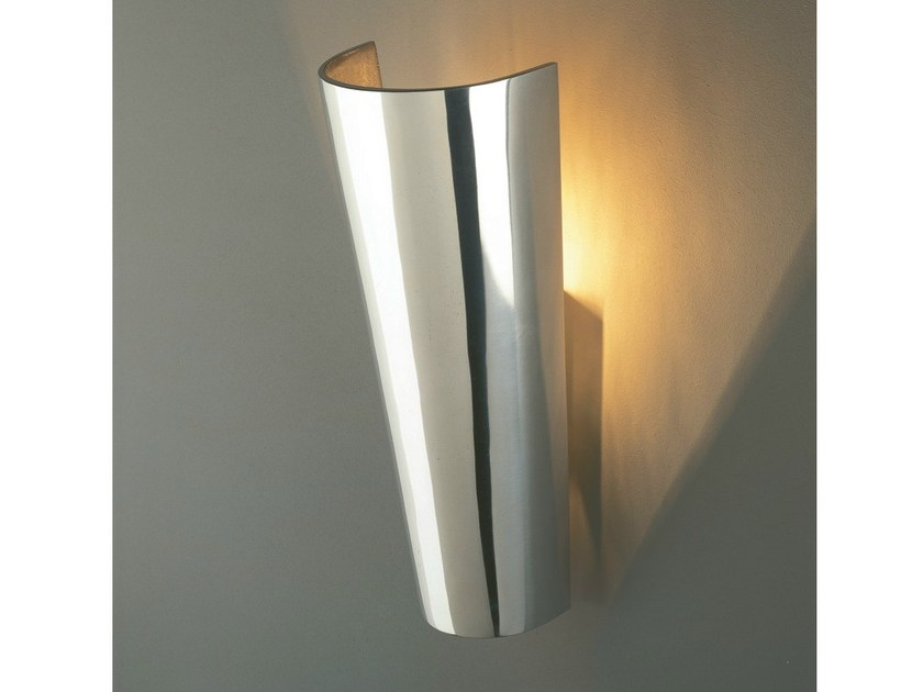Halogen aluminium wall light TOSCANA - Quasar