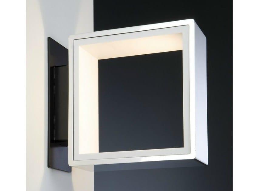 LED Corian® wall light WINDOW | Wall light - Quasar
