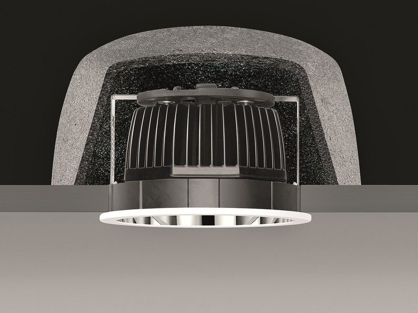 Insulation system for special application LIGHTCAP - Spittler by Performance in Lighting