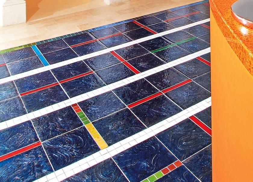Mosaico in vetro lucio orsoni trend group for Mosaico group