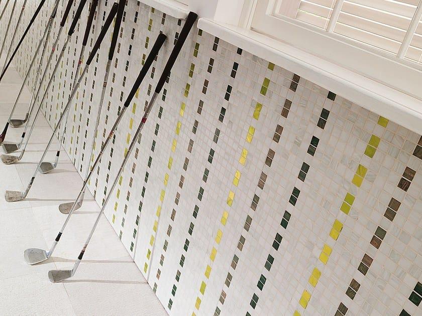 Glass mosaic LUCIO ORSONI - TREND Group