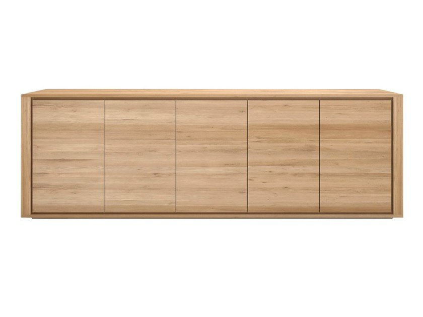 Oak sideboard with doors OAK SHADOW | Oak sideboard - Ethnicraft