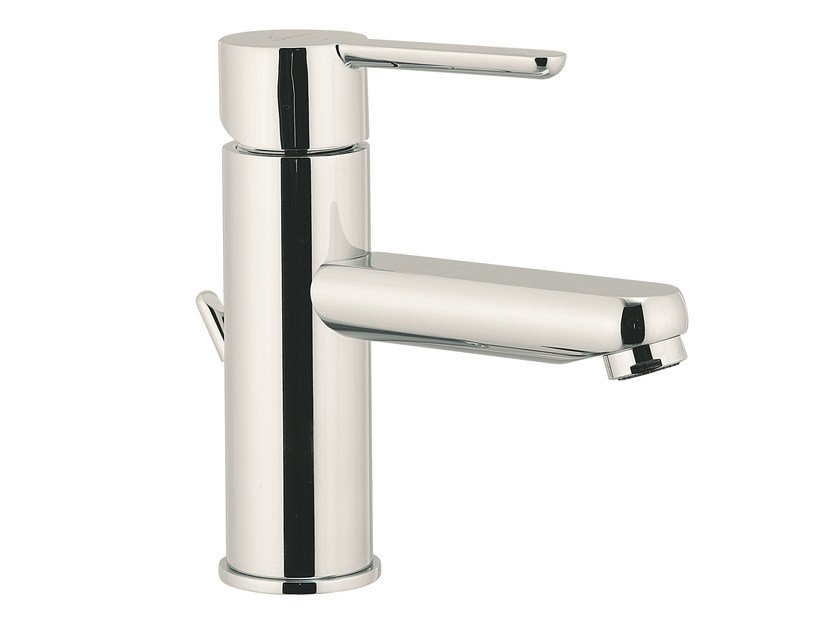 Single handle washbasin mixer NOIR | Washbasin mixer - Rubinetterie Mariani