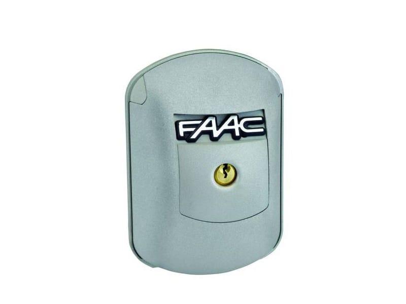 Automatic gate opener XK21 H XK21 L - FAAC Soc. Unipersonale