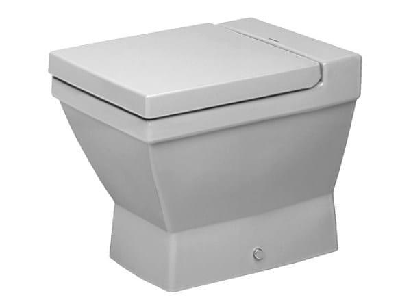 Ceramic toilet 2ND FLOOR   Toilet - DURAVIT