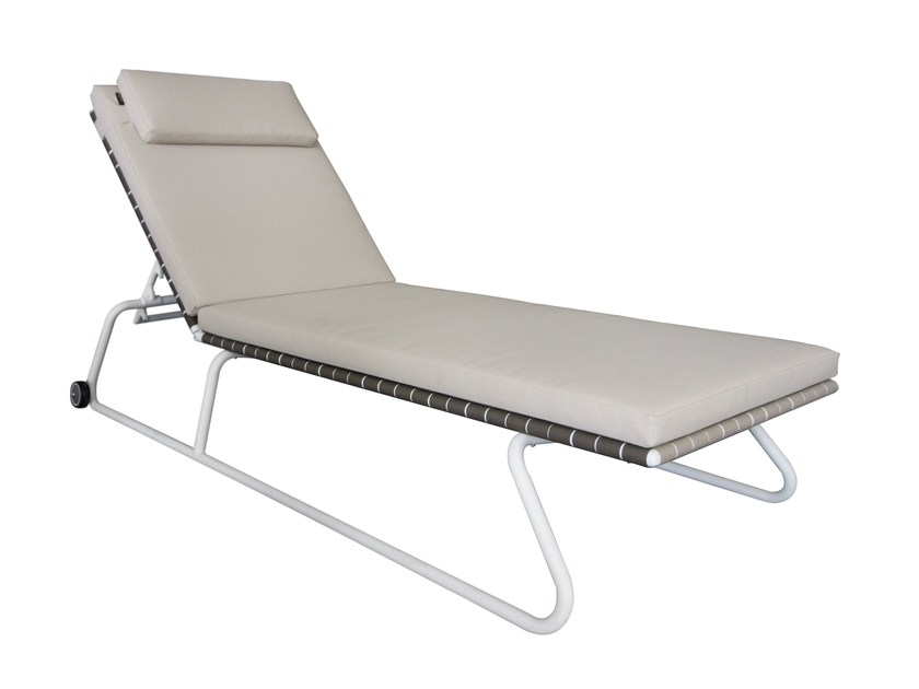 Stackable Recliner garden daybed PANAMA | Garden daybed by Sérénité Luxury Monaco