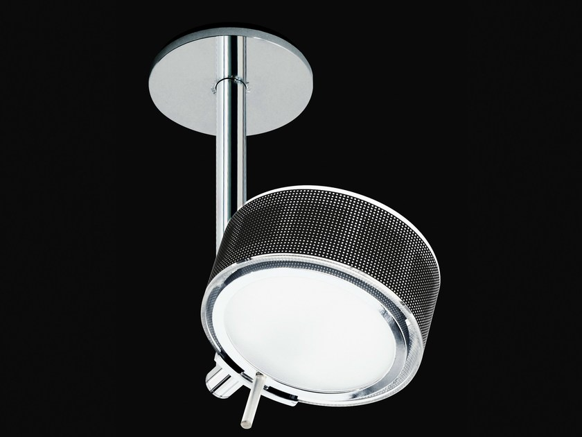 Direct-indirect light ceiling lamp COMPONI200 UNO SOFFITTO 25 - Cini&Nils