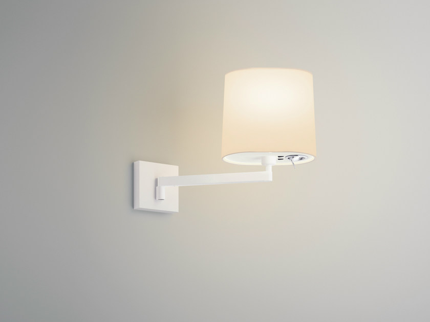 Contemporary style wall lamp SWING 0514 - Vibia