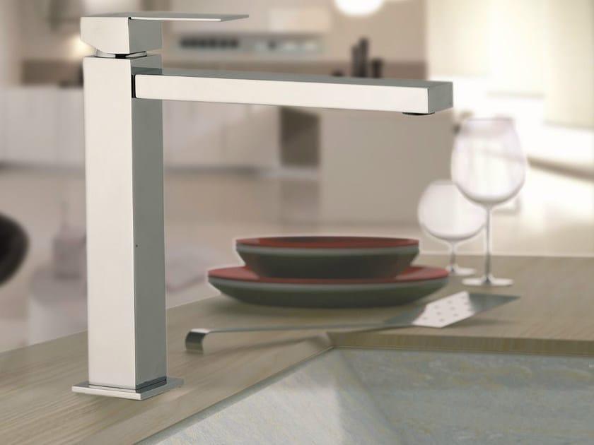 Countertop 1 hole kitchen mixer tap POLAR | Countertop kitchen mixer tap - Rubinetterie Mariani
