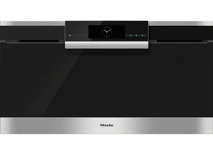 forno da incasso a controllo elettronico h 6890 bp by miele italia. Black Bedroom Furniture Sets. Home Design Ideas