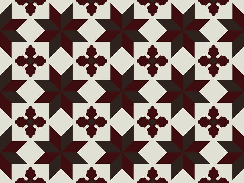 Indoor/outdoor cement wall/floor tiles ODYSSEAS 352 - TsourlakisTiles