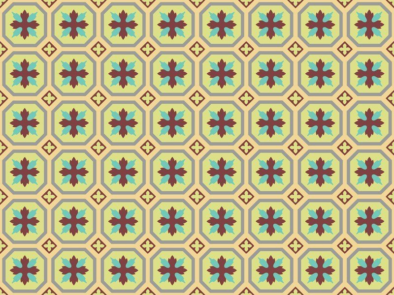 Indoor/outdoor cement wall/floor tiles ODYSSEAS 355 by TsourlakisTiles