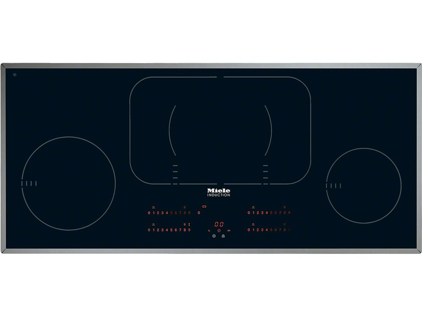 induction built in hob km 6379 by miele italia. Black Bedroom Furniture Sets. Home Design Ideas