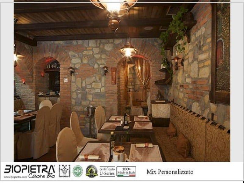Artificial stone finish MIX TRADITION - BIOPIETRA®